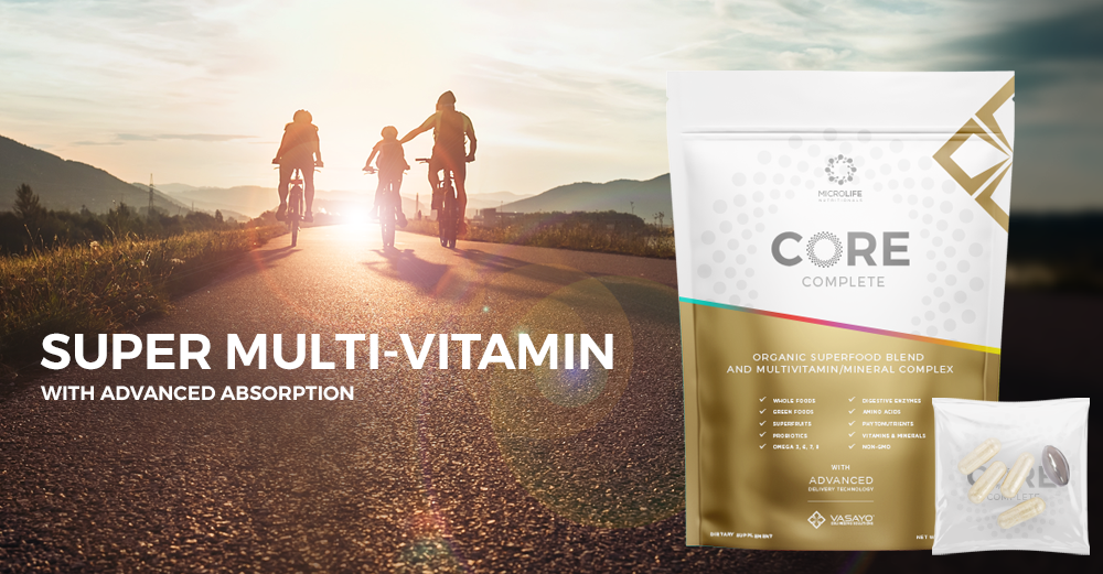Vasayo Core Complete Multivitamin Ingredients Review