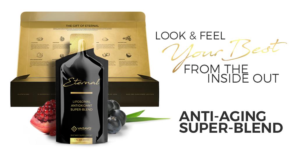 Vasayo Eternal Microlife Anti-Aging Antioxidant Review