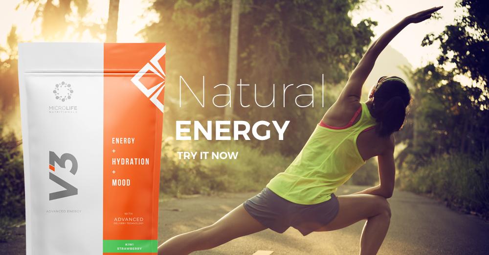 Vasayo V3 Energy Microlife Hydration