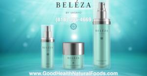Vasayo Beleza Liposomal Skincare (818) 305-4669 - Header