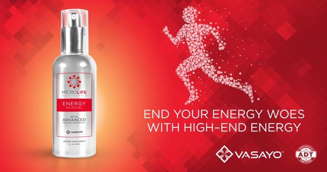 Vasayo Energy Microgel